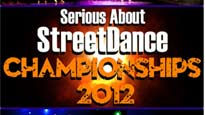 Serious About Street Dance