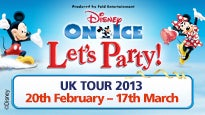 Disney On Ice : Lets Party