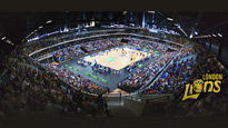 London Lions V Sheffield Sharks