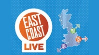 East Coast Live At Ipswich Chantry Park