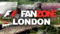 F1 FanZone London 2014