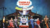 Thomas & Friends Live! On Stage