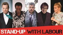 Stand Up with Labour - Eddie Izzard + Guests