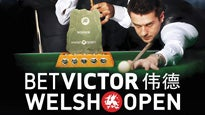 Welsh Open 2018 - All Day Pass - Rounds 3 & 4 Matches