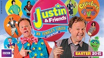 CBeebies Live! Presents Justin & Friends