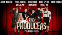The Producers-The New Mel Brooks Musical (Touring)