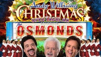 Andy Williams Christmas Extravaganza 2016 starring The Osmonds