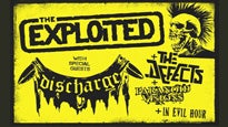 The Exploited, the Membranes, King Kurt, Spear of Destiny, the Members