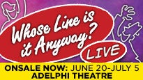 Whose Line Is It Anyway...Live