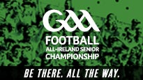 GAA All Ireland Football Championship Semi-Final - Dublin v Tyrone
