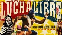 Lucha Libre In the Royal Albert Hall