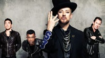 Boy George and Culture Club - the Life Tour