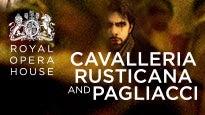 Cavalleria rusticana/Pagliacci Tickets