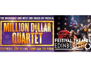 Million Dollar Quartet (Touring)