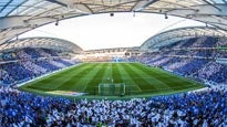 Brighton & Hove Albion V Burnley