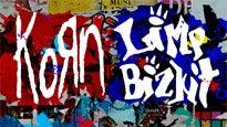 Korn & Limp Bizkit - Seated - Platinum Seating