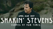 Shakin' Stevens: Echoes of Our Times