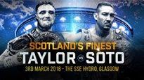 Cyclone Boxing: Taylor Vs Soto