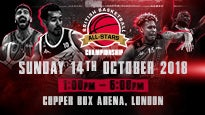 British Basketball All-Stars Championships 2018