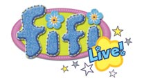 Fifi Live The Fairy And The Flowertots