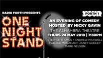 Radio Forth Presents One Night Stand