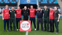 Emergency Services v All-Stars in aid of the Manchester Emergency Fund