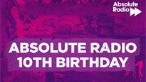 Absolute Radio 10th Birthday