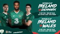 Uefa Nations League Republic of Ireland V Wales