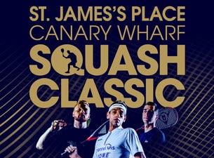 Canary Wharf Squash Classic