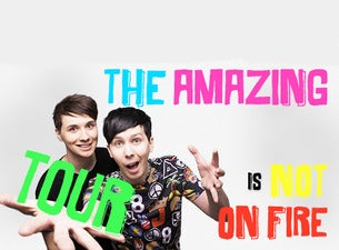 Dan and Phil Tickets