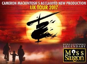 Miss Saigon (Touring)Tickets
