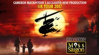 Miss Saigon (Touring) Tickets