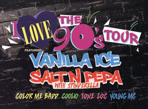 I Love the 90's Tour Tickets