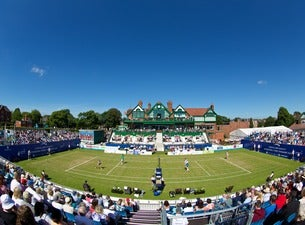 Liverpool International Tennis TournamentTickets
