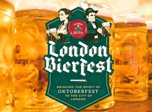 London Bierfest Tickets