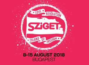Sziget FestivalTickets