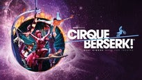Cirque BerserkTickets