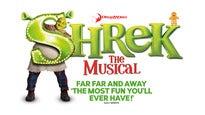 Shrek the Musical Uk TourTickets