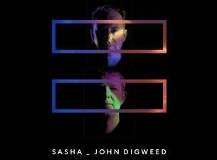Sasha & John Digweed