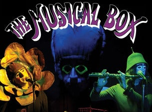 The Musical BoxTickets