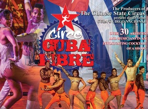 Circo Cuba LibreTickets