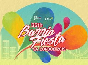 London Barrio Fiesta