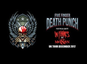 Five Finger Death PunchTickets