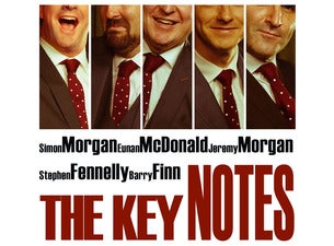 The Key Notes Tickets