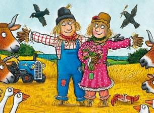 The Scarecrows' Wedding Tickets