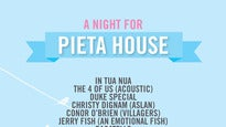 A Night for Pieta House Tickets