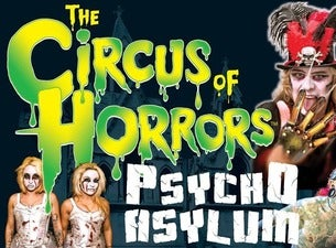 Circus of HorrorsTickets