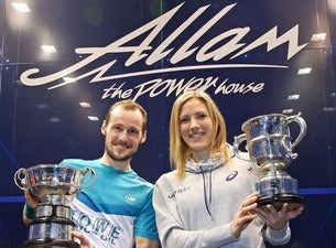 Allam British Open Squash Championships Tickets