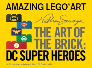 The Art of the Brick Tickets