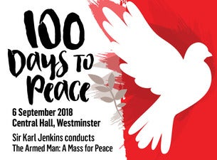 100 Days To Peace Tickets